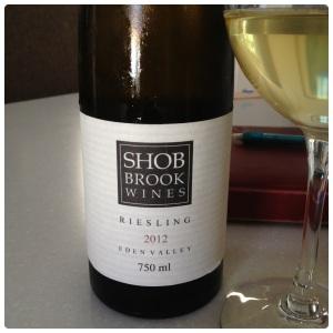 Shobbrook Wines Riesling 1