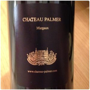 Chateau Palmer 2