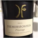 Diemersfontien Pinotage