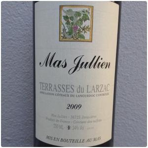 Mas Jullien Terrasses du Larzac