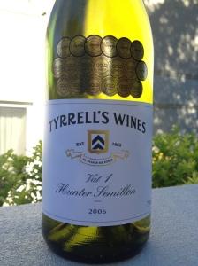 Tyrrell's Wines Vat 1