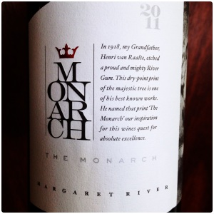 "Grand Vin Estate ""The Monarch"" 1"