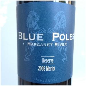 Blue Poles Reserve Merlot