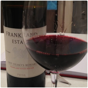 "Frankland Estate ""Olmo's Reward"" 2"