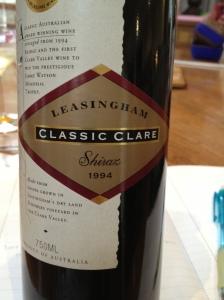 Leasingham Classic Clare Shiraz 1