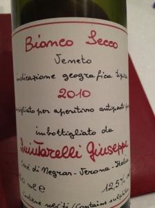 Guiseppe Quintarelli Bianco Secco