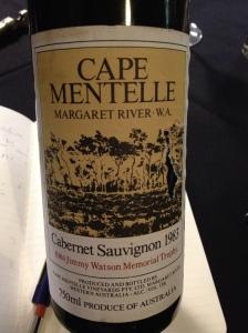 Cape Mentelle Cabernet Sauvignon