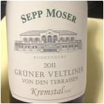 Sepp Moser Gruner Veltliner von den Terrassen 1