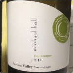 Michael Hall Roussanne 1