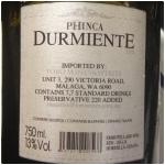 Phinca Durmiente Rufete Blanco 2