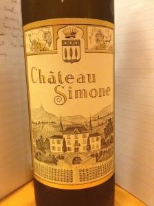 Chateau Simone Blanc 2