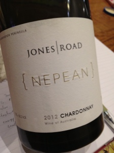 "Jones Road ""The Nepean"" Chardonnay"