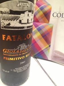 Fatalone Primitivo Riserva