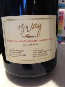 """Izway """"Maurice"""" Grenache 2"""