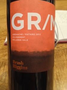 """2012 Brash Higgins """"GR/M"""" 1"""