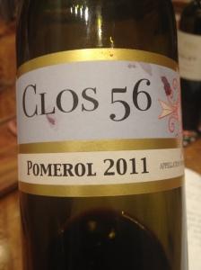 Clos 56 Pomerol 1