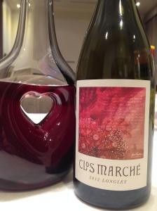 Clos Marché Longley Pinot Noir