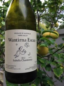 Wantirna Estate Isabella Chardonnay