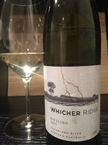 Whicher Ridge Riesling