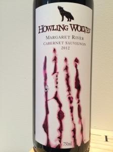 Howling Wolves Cabernet Sauvignon 1