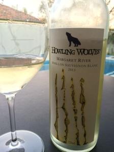 Howling Wolves Semillon Sauvignon Blanc