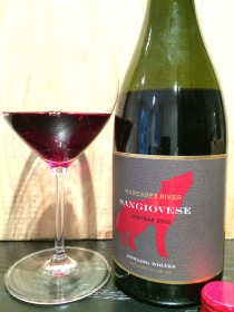 "Howling Wolves ""Red Wolf"" Sangiovese"